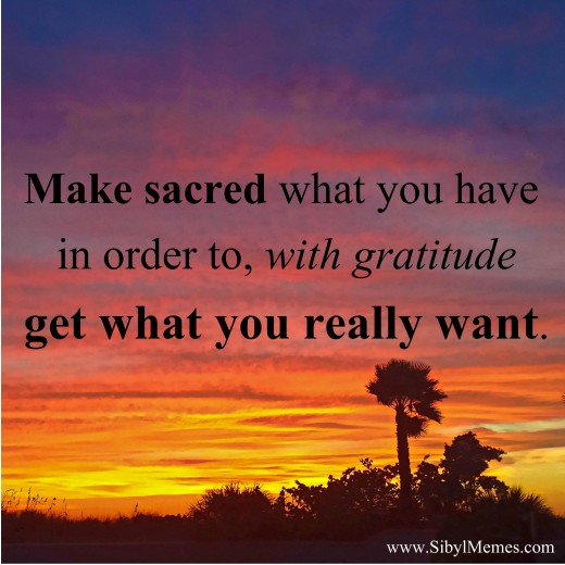 Gratitude Meme